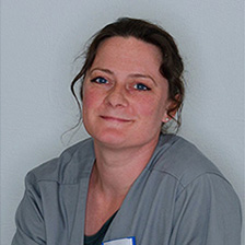 ALEXANDRA BÖLLING Tierarzthelferin